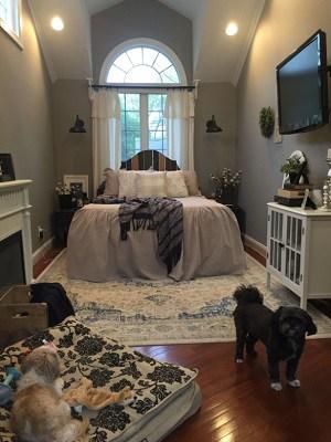 Dorian Gray Bedroom