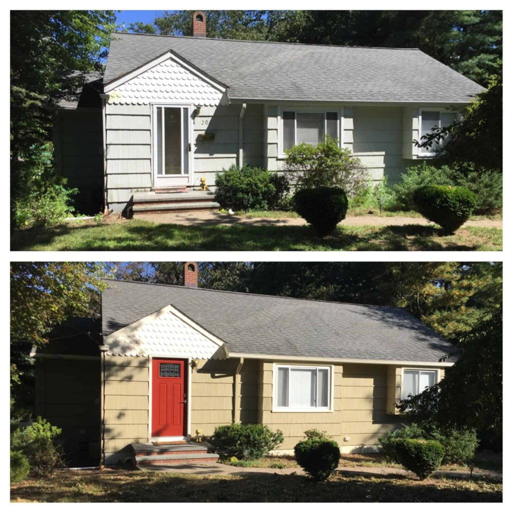 how to pick a front door paint color Orange