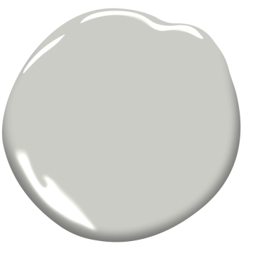 Benjamin Moore HC-170 stonington gray
