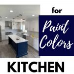The Best paint colors for kitchen cabinets