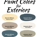 Inviting Exterior Paint COlors (1)