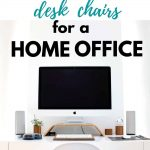 the desk chairs for a home office (1)