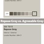 repose gray vs. agreeable gray