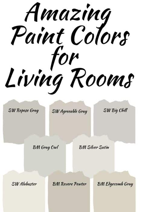 Amazing Paint COlors for living rooms (1)