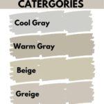 neutral paint color categories
