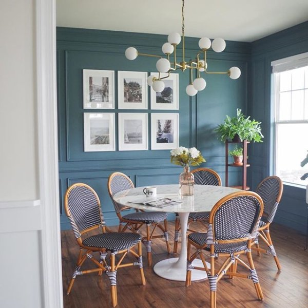 The Best Teal Paint Color Riverway Sw 6222 West