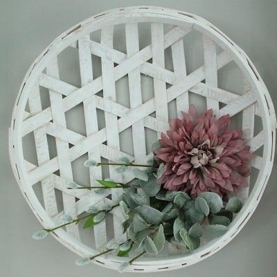 DIY Spring wreath