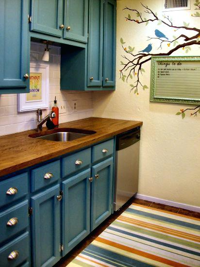 The Best Teal Paint Color -Riverway SW 6222 - West ...