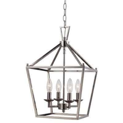 Ritter 1 light dome pendant light