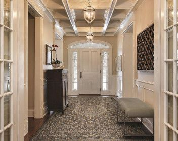 grand entryway