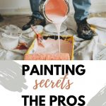 pro painting tips