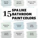 Spa Like Bathroom Paint Colors (1)