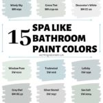 Spa Like Bathroom Paint Colors (1)