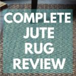 complete jute rug review