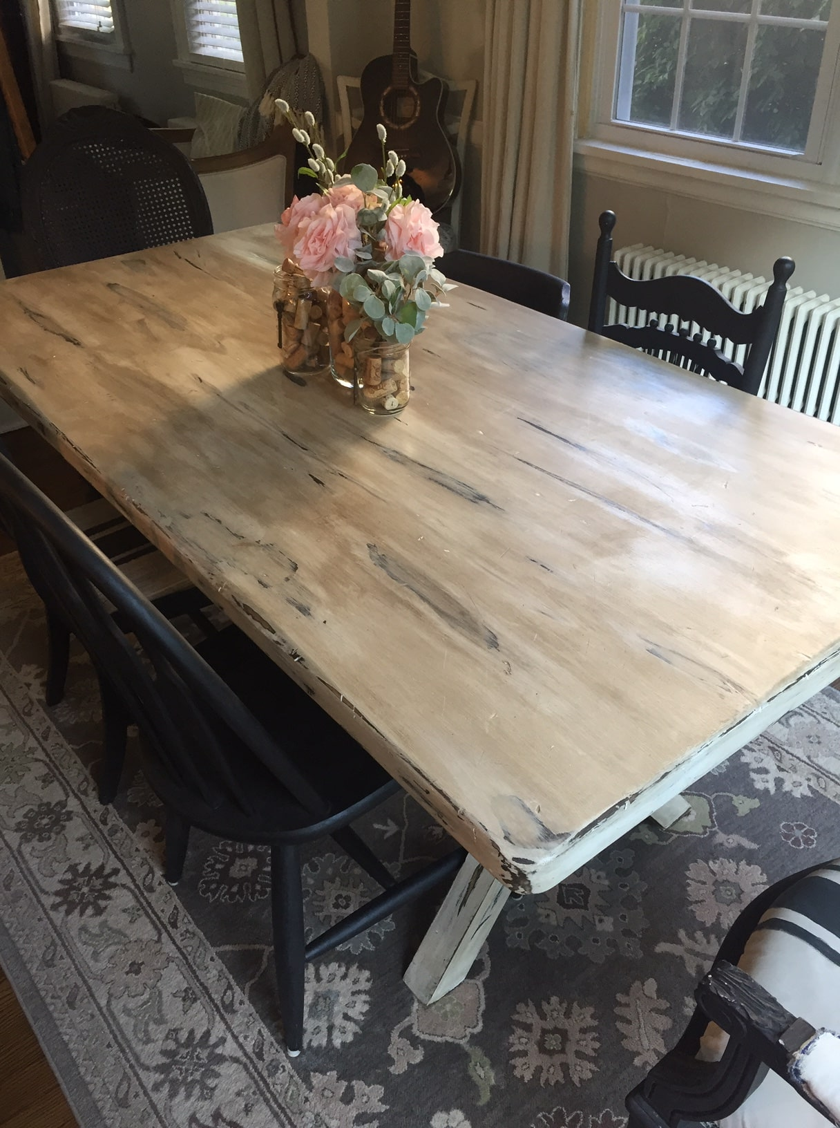Chalk Paint Dining Room Table – Is it a Good Idea   West Magnolia ...