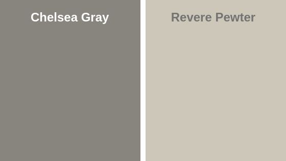 Chelsea Gray vs Revere Pewter