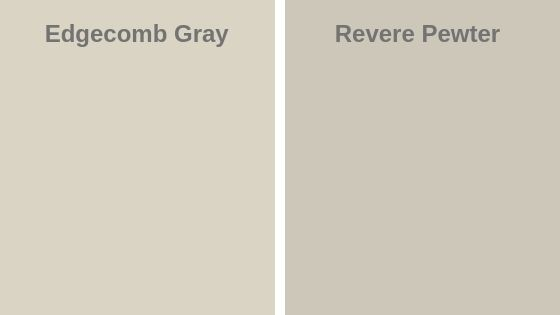 Benjamin Moore Revere Pewter Hc 172 Still A Favorite Gray West Magnolia Charm