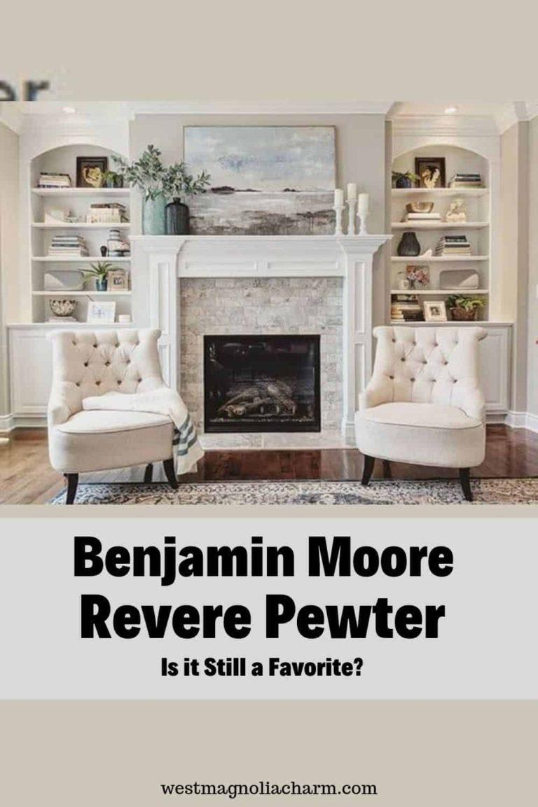 Benjamin Moore Revere Pewter Hc 172 Still A Favorite Gray