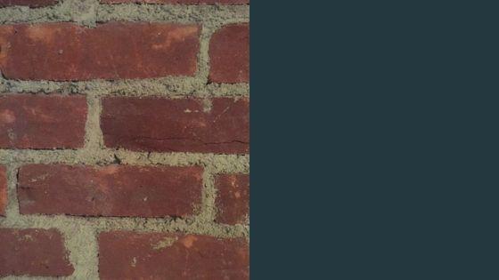Brick and Dark Night