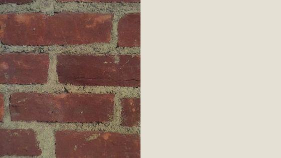 Brick and Gray Mist