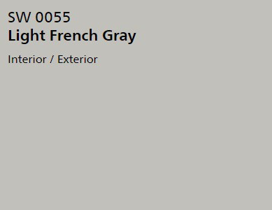 Light French Gray