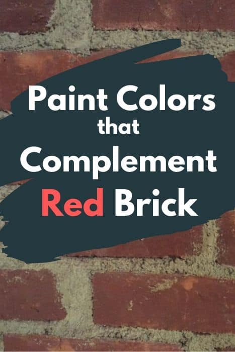Paint Colors that Complement Red Brick (1)