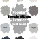 Sherwin WIlliams Exterior Paint Colors