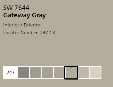 SW Gateway Gray
