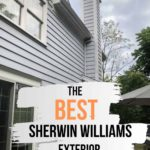 the Best Sherwin Williams Exterior Paint Colors