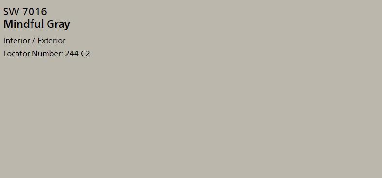 mindful gray