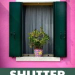 how to pick shutter colors