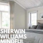 Sherwin Williams Mindful GRay