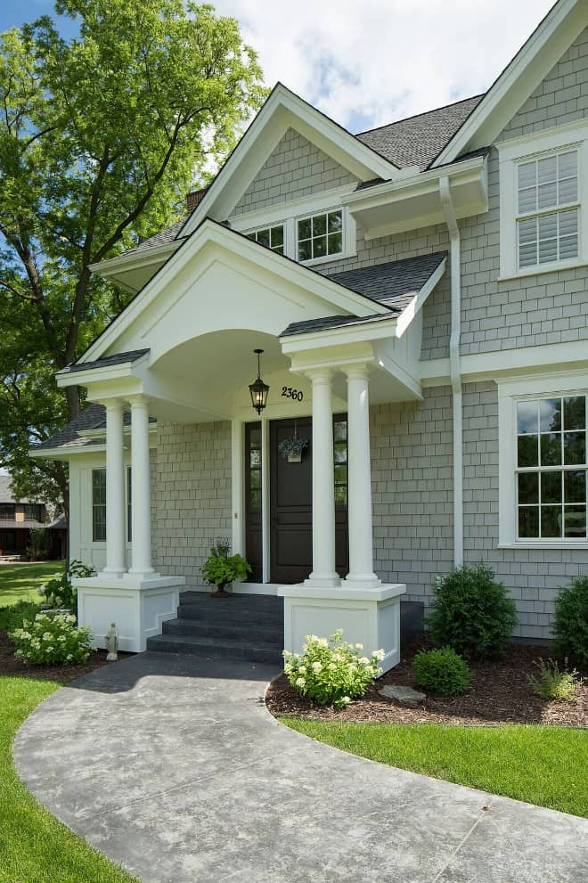 Benjamin Moore Thunder Af 685 A New Favorite Gray West Magnolia Charm,Antique Furniture Decorating With Antiques