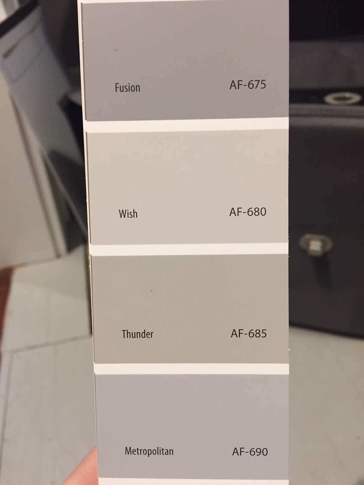 Thunder paint strip