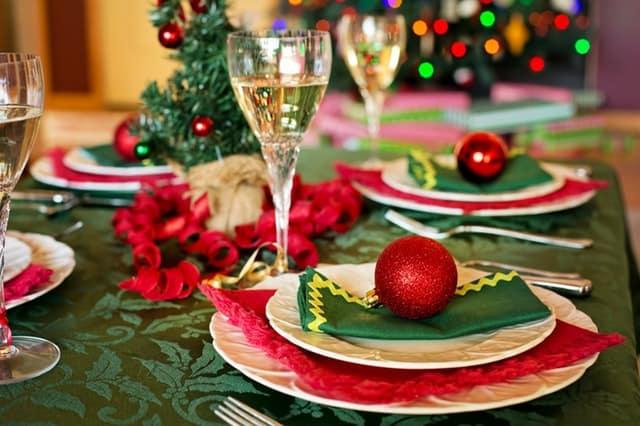 candle-celebration-champagne-christmas-