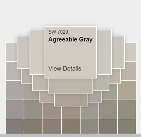 Agreeable Gray Sw 7029 Is It Truly The Best Gray West Magnolia Charm