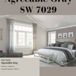 SW 7029 Agreeable Gray