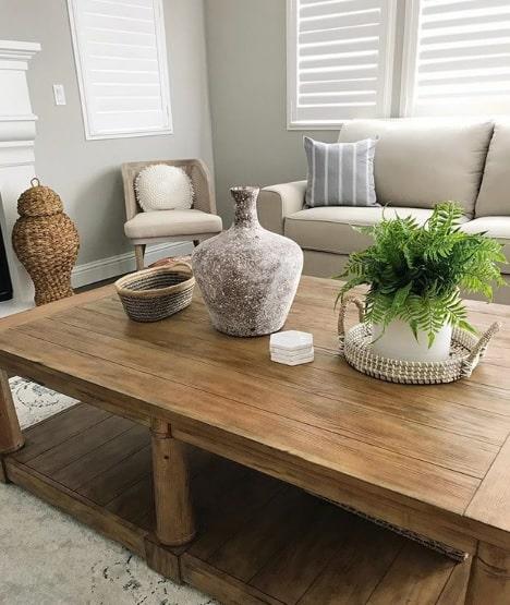 Agreeable Gray Living Room