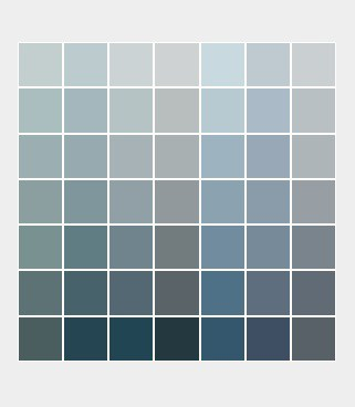 SW Blue Gray Paint Colors