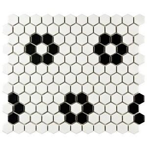 retro mosaic tile
