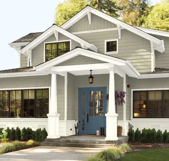 Nantucket Gray House