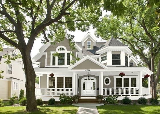 copley gray house