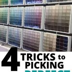 4 tricks to picking the perfect paint color