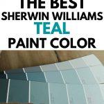 the Best Teal Paint Color