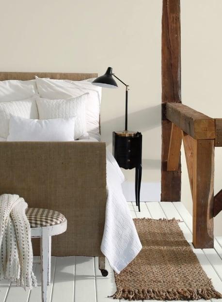Edgecomb Gray Bedroom