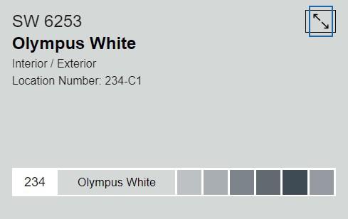Olympus White