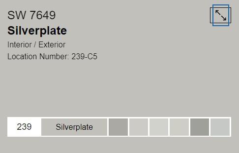 silverplate