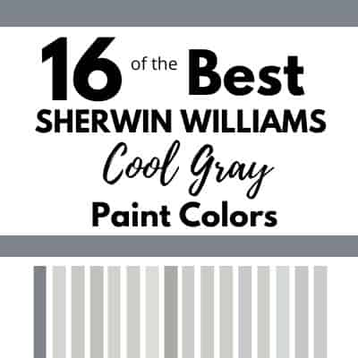 the best cool gray paint colors