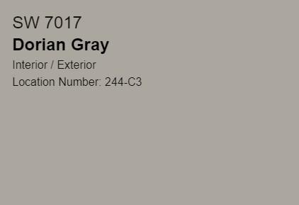 Dorian Gray SW