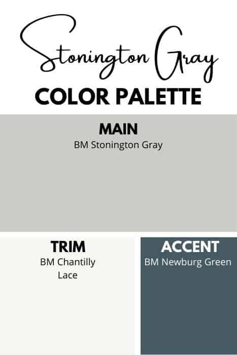 Color Palette for SG